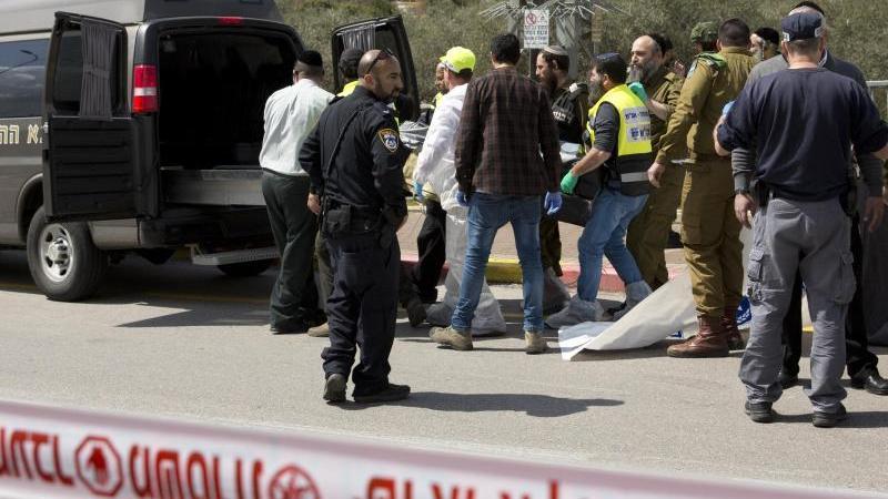 Israelischer Soldat stirbt bei Anschlag im Westjordanland