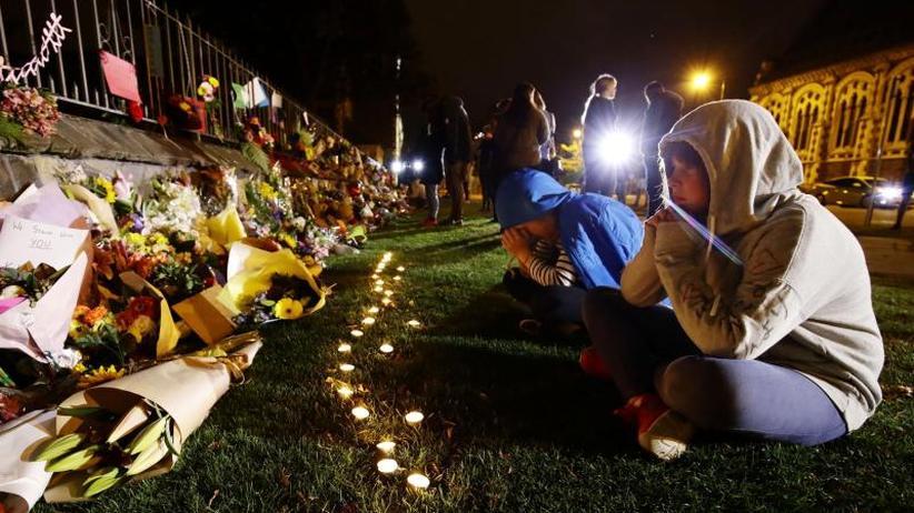 Vom Ende einer Idylle: Neuseeland: Tiefe Trauer nach Terrorattacke von Christchurch