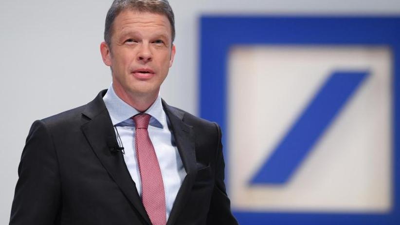 Nachfolger Sewing mit Prämie: Ex-Deutsche-Bank-Chef Cryan bekommt hohe Abfindung