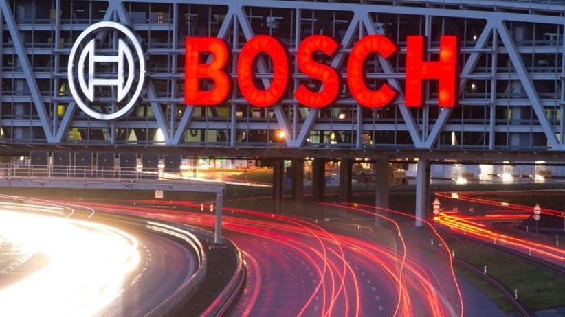 Technologiekonzern: Bosch rüstet Fabriken für Mobilfunkstandard 5G
