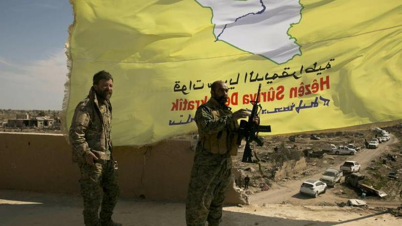 Nach langen Kämpfen: IS-Terrormiliz verliert letzte Bastion in Syrien