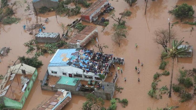 """Südostafrika: Mehr als 600 Menschen starben wegen Zyklon """"Idai"""""""