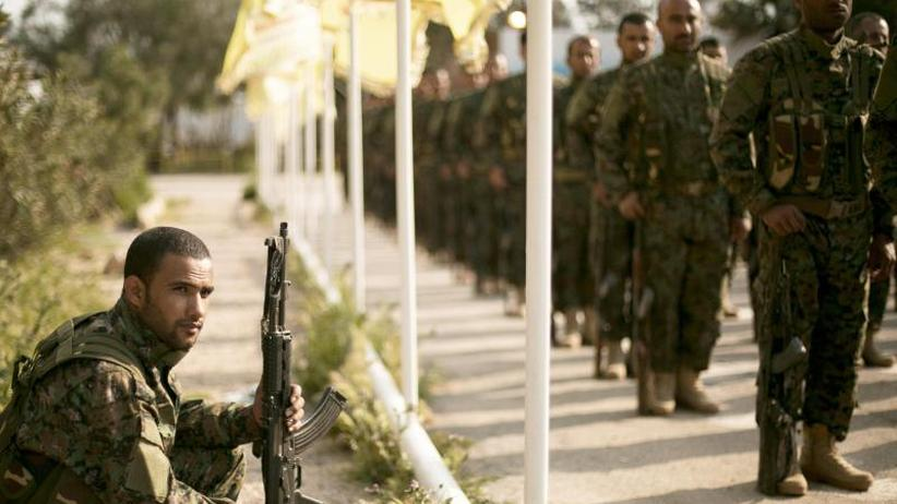 Syrien: IS verliert letzte Bastion