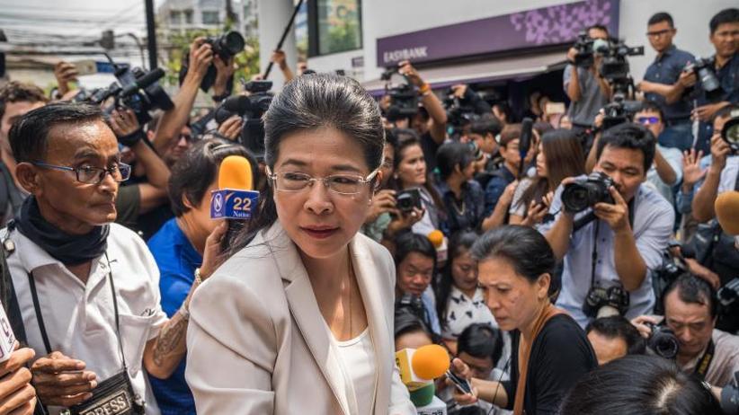Erste Wahl seit acht Jahren: Zwischenergebnis in Thailand: Lager des Militärs vorn