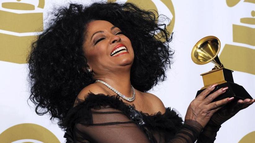 Soul-Star: Eine Diva in Rot - Diana Ross wird 75
