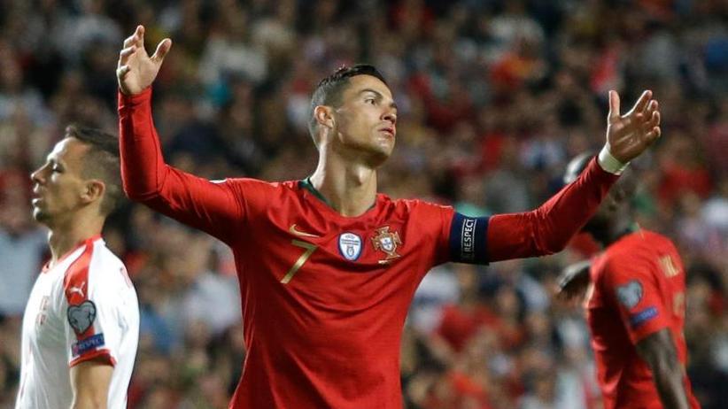 EM-Qualifikation: Portugal erneut Remis - Frankreich und England siegen klar