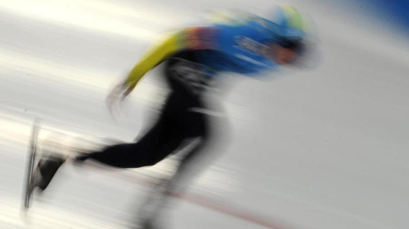Doping-Skandal: Verdacht: Eisschnellläufer Beckert und Ihle wehren sich