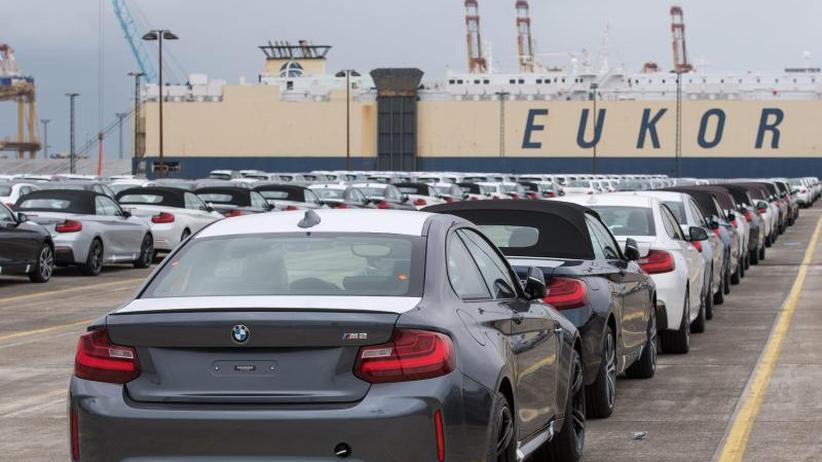 Kostensteigerungen: Brexit bedroht Gewinne und Jobs der deutschen Autobauer