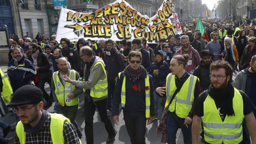 Statistikamt: Frankreichs Wirtschaft wächst weiter