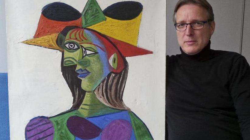 Kunst-Krimi: Gestohlener Picasso nach 20 Jahren in Amsterdam gefunden