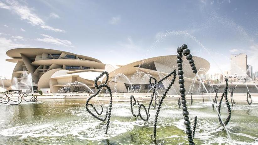 Ort des Dialogs: Emirat Katar eröffnet Nationalmuseum
