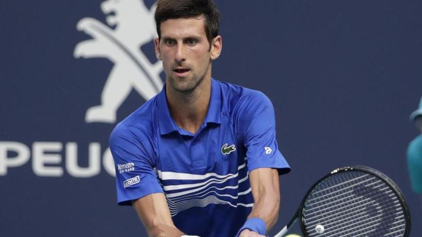 ATP-Turnier: Nächste Klatsche für Djokovic - Auch in Miami gescheitert