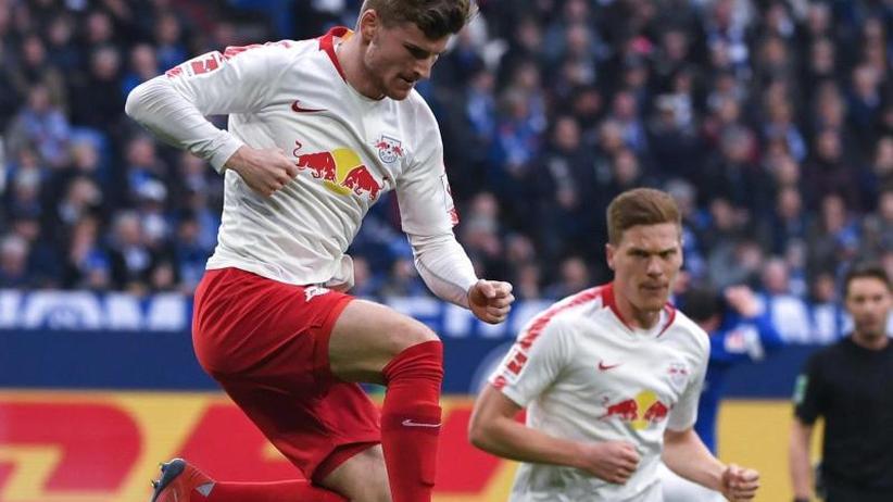 RB-Stürmer: Rangnick bekräftigt Angebot für Timo Werner