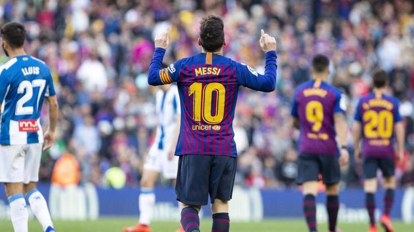 Primera Division: Superstar auf Rekordkurs: Neue Messi-Meilensteine mit Barça