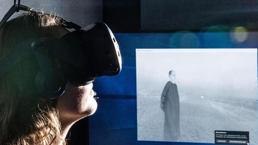 """Virtuelle Reise: Der """"Mönch am Meer"""" und die Rückkehr verschwundener Schiffe"""