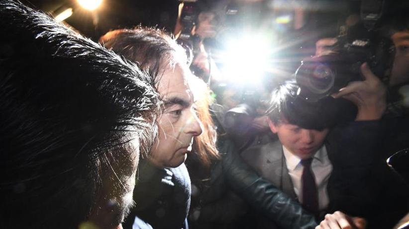 Ex-Chef von Renault und Nissan: Automanager Ghosn erneut verhaftet