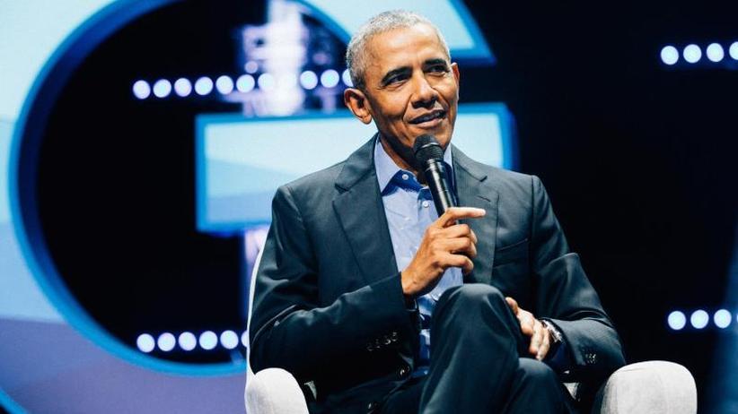 Auftritt vor 14.000 Zuhörern: Barack Obama in Köln: Das T-Wort fällt nicht
