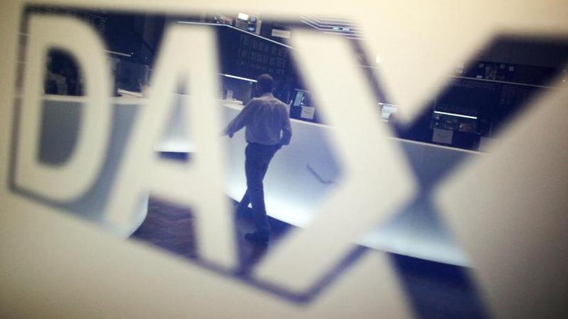 Börse in Frankfurt: Dax trotzt schwachen Daten