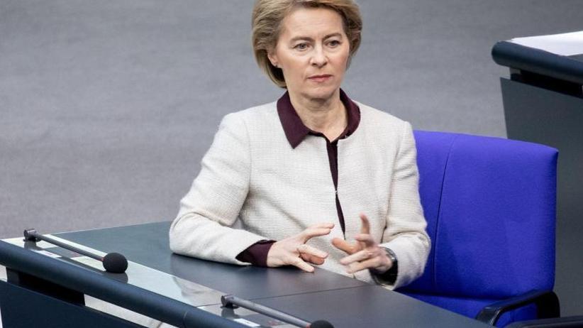 Streit zum Gründungsjubiläum: Deutsche Minister weisen Kritik an Nato-Ausgaben zurück