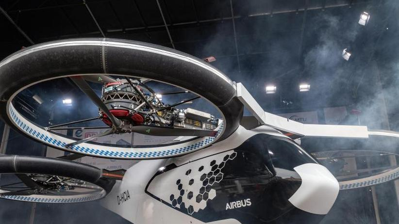Hubschrauber-Experte: Flugtaxis für Massenmarkt kommen nicht vor 2050
