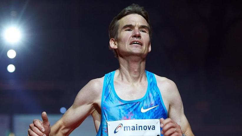 Hannover-Marathon: Gabius: Training mit Babyjogger für den Olympia-Traum