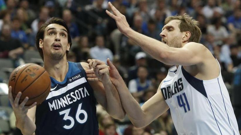 NBA: Nowitzki kassiert mit Dallas Niederlage