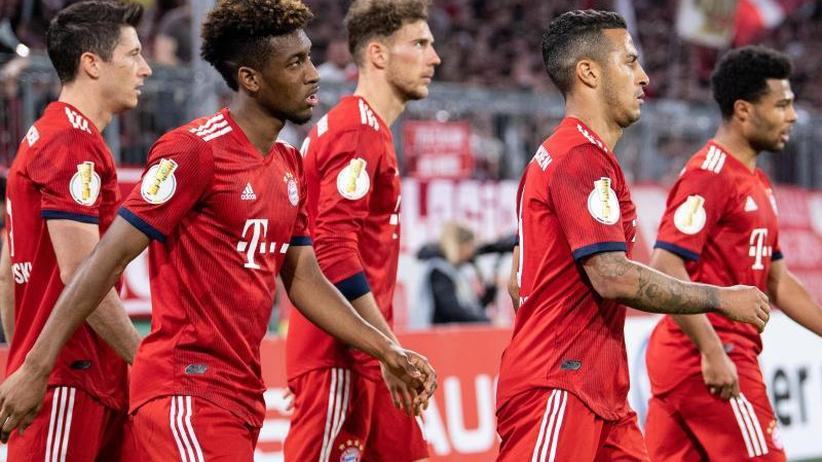 """Fußball: Pokal-Irrsinn """"schnell löschen"""": Bayern richten Fokus auf den BVB"""