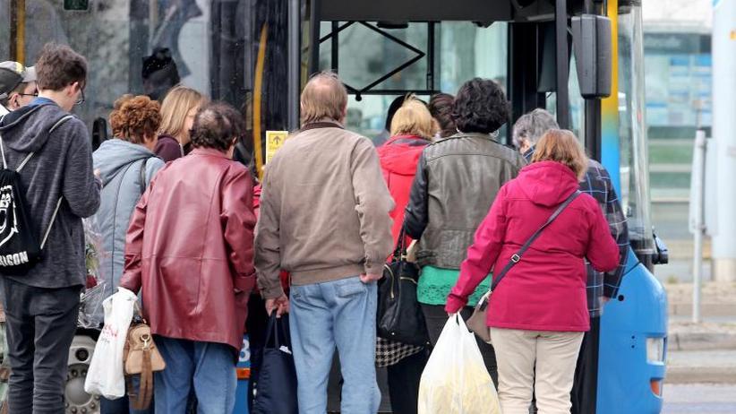 Fernbusverkehr stagniert: Rekordzahl an Fahrten in Bussen und Bahnen