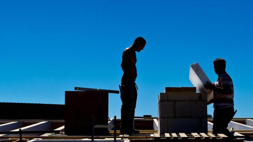 Gute Auslastung: Baukosten stark gestiegen