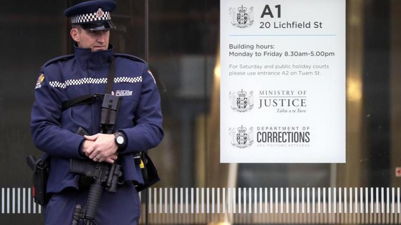 Prozessfähig?: Christchurch-Attentäter wird psychiatrisch untersucht
