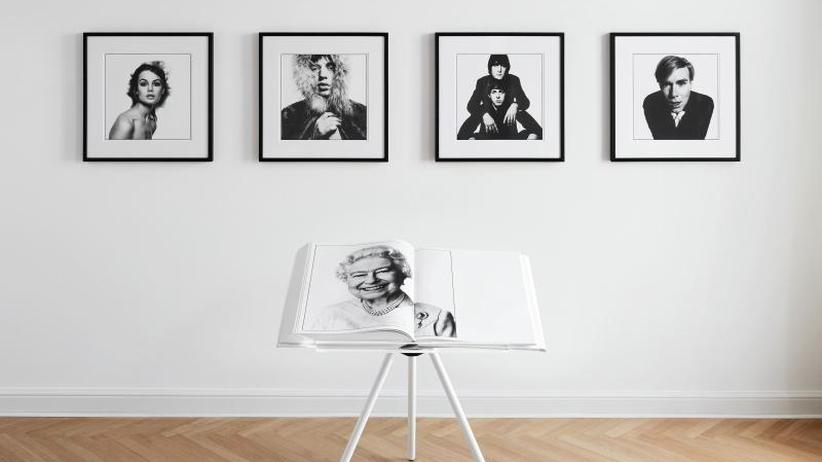 XXL-Buch: Fotolegende David Bailey: Lebenswerk im Großformat