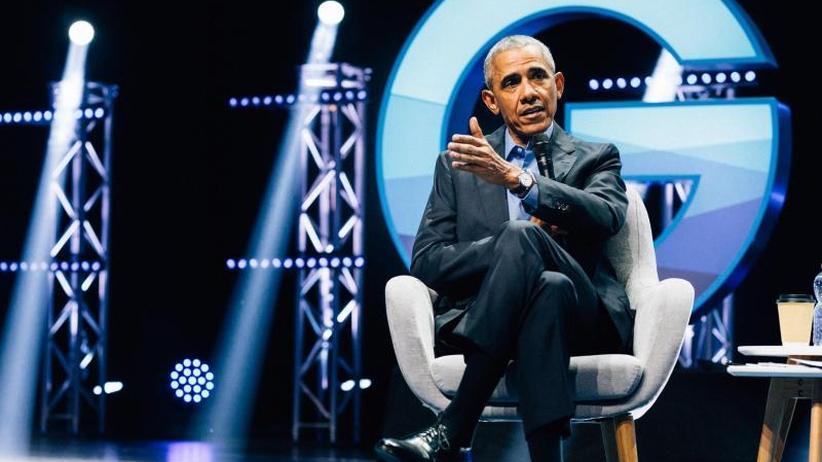 Ex-Präsident in Köln gefeiert: Merkel empfängt Barack Obama