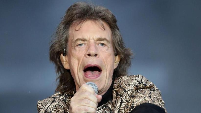 Krankenhausaufenthalt: Mick Jagger geht es wieder besser