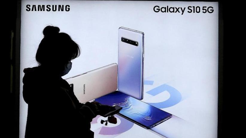 Galaxy S10-Reihe: Samsung startet Verkauf des ersten 5G-Smartphones