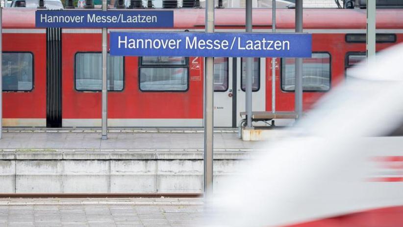 Brücke wird erneuert: Viele Züge halten nicht an Hannovers Hauptbahnhof