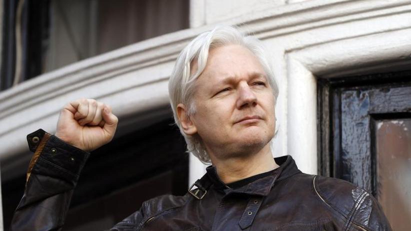 Festnahme droht: Wikileaks: Assange droht Botschaftsverweis binnen Tagen