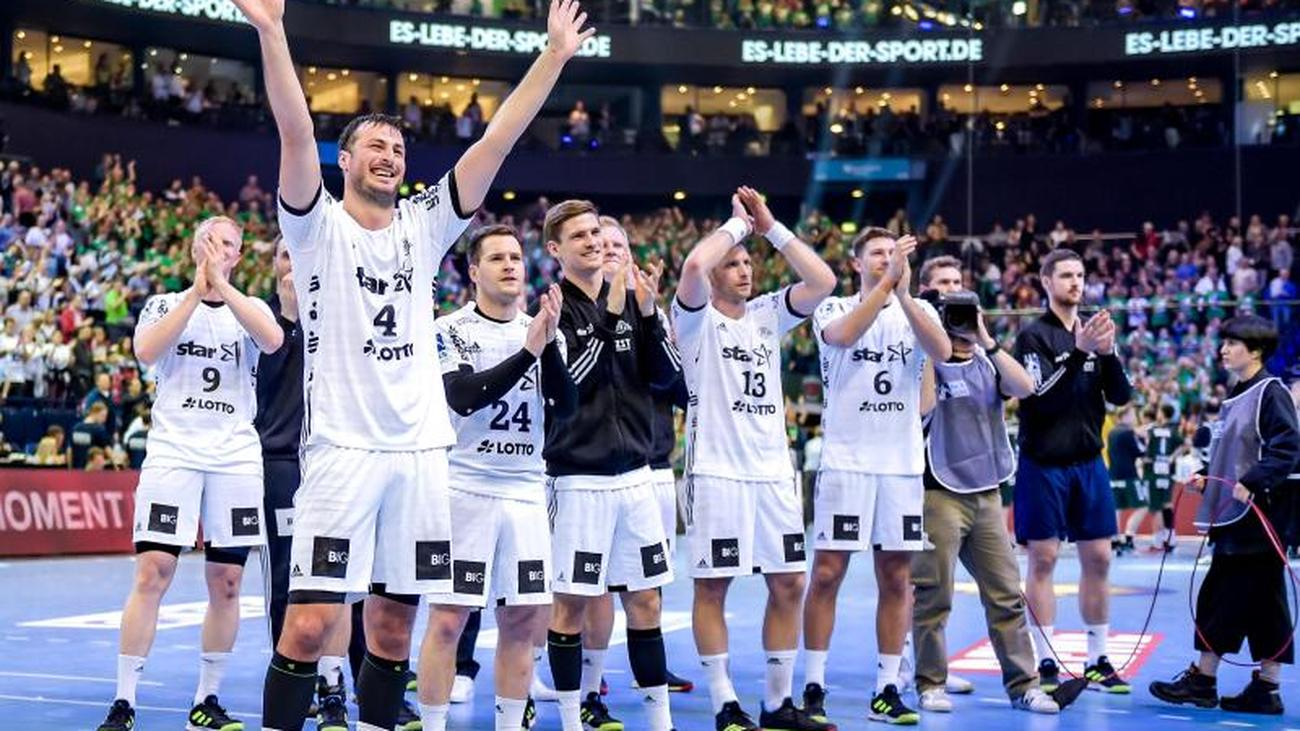 Handball Thw Kiel After 24 22 Over Berlin In The Cup Final