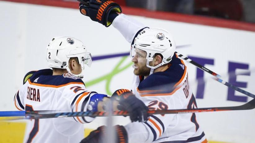 50 Saisontore: Draisaitl beendet NHL-Rekordsaison mit Meilenstein
