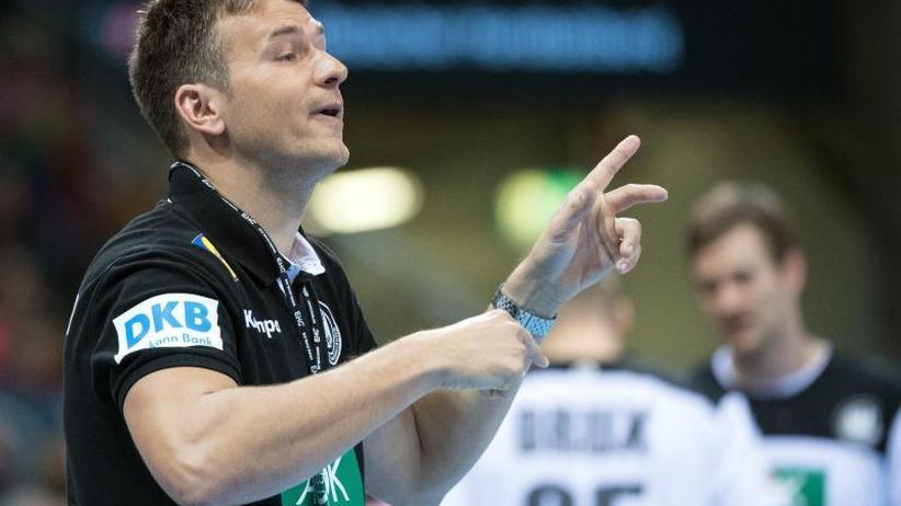 EM-Qualifikation Handball: DHB-Team will Favoritenrolle gegen Polen gerecht werden