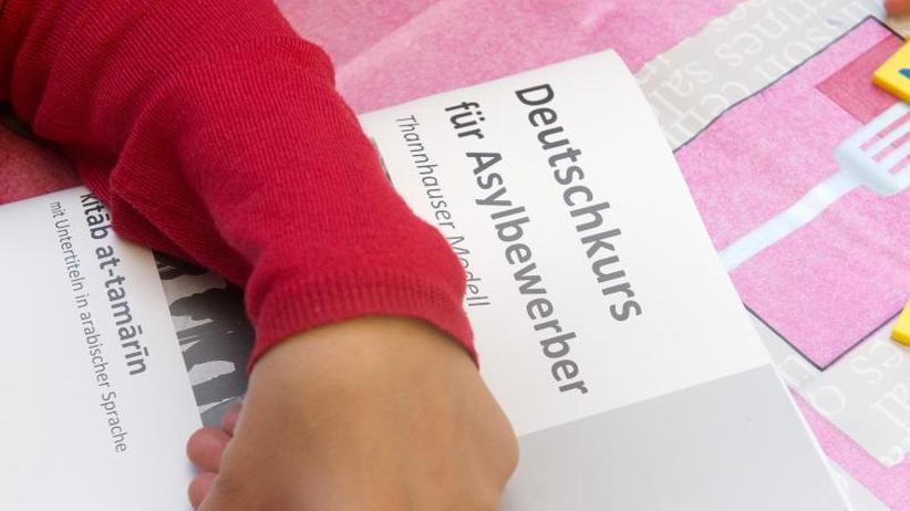 Integration: Deutsch-Test für Migranten: Weniger erfolgreiche Absolventen