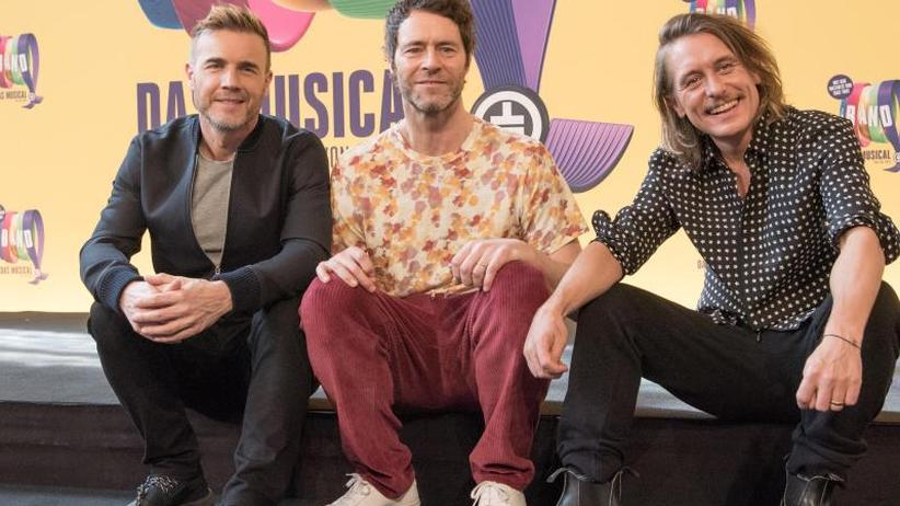 The Band: Lehrstunde mit Boygroup: Ein Musical rund um Take That
