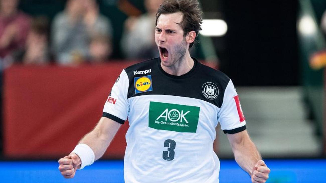 Gensheimer Strong Handball Players Qualify For Em 2020