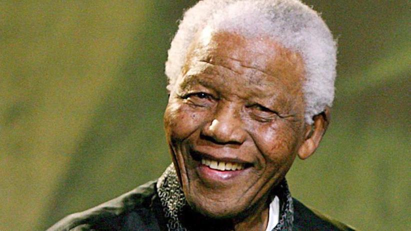 Friedensnobelpreisträger: Zeichnung von Nelson Mandela wird in New York versteigert