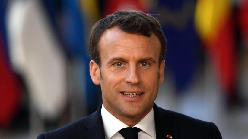 Kurz vor Sendetermin: Brand von Notre-Dame: Macron verschiebt Fernsehansprache