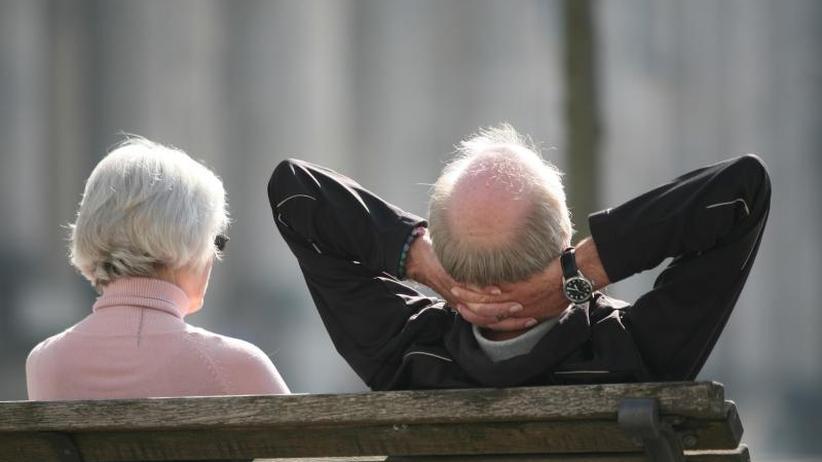 Studie: Reiche Rentner leben länger