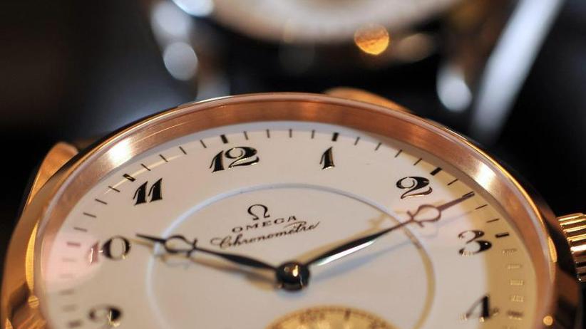 Lieferengpässe wegen Brexit?: Briten hamstern Schweizer Uhren