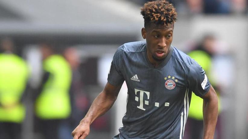 """FC Bayern München: Coman sieht sich nicht als """"der neue Ribery"""""""