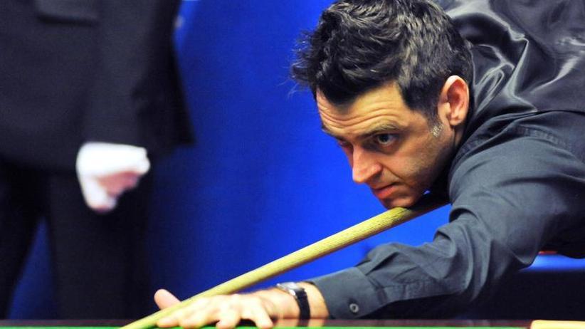 Snooker-Weltmeisterschaft: Der Extravagante:O'Sullivan vergleicht sich mit Messi