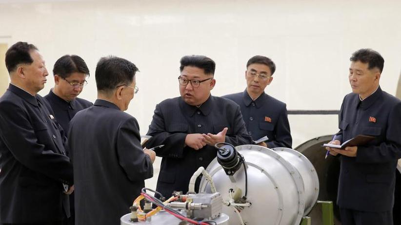 Neue High-Tech-Waffe getestet: Nordkorea will Atomgespräche mit USA künftig ohne Pompeo