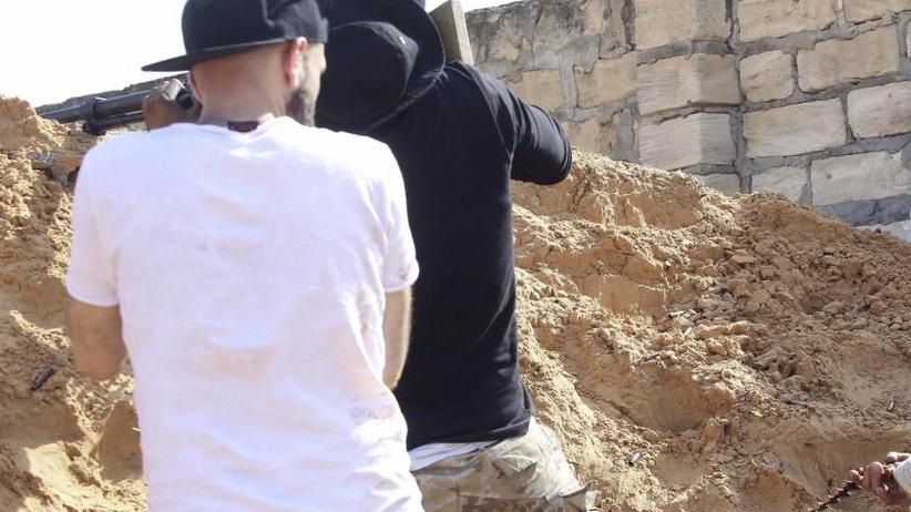 Mehr als 200 Tote bei Tripolis: UN-Sicherheitsrat ohne Einigung zu Kämpfen in Libyen